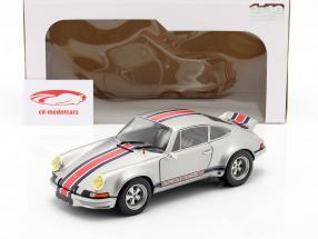 Porsche 911 RSR Año de construcción 1973 gris-plata metálico 1:18 Solido