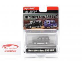 Mercedes-Benz G55 AMG sort 1:64 Kyosho