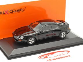 Toyota Celica year 1994 black 1:43 Minichamps