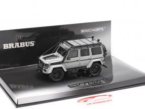 Brabus 550 Adventure 4x4 Baujahr 2017 hellgrau 1:43 Minichamps