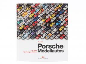 Boek: Porsche modelauto's van Jörg Walz DE