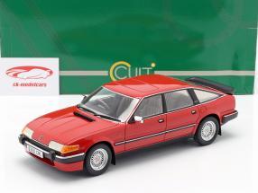 Rover 3500 Vitesse Byggeår 1985 rød 1:18 Cult Scale