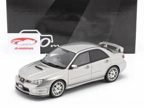 Subaru Impreza STI S 204 year 2006 crystal grey 1:18 Ottomobile
