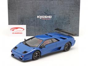 Lamborghini Diablo SVR blu 1:18 Kyosho