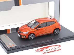 Renault Clio RS Line Anno di costruzione 2019 arancia metallico 1:43 Premium X