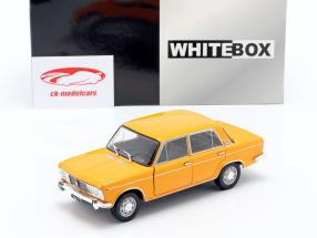 Fiat 125 arancia 1:24 WhiteBox