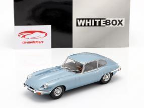 Jaguar E-Type bleu métallique 1:24 WhiteBox