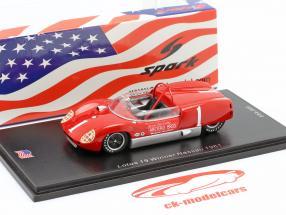 Lotus 19 #1 Vincitore Nassau Trophy Race 1961 Dan Gurney 1:43 Spark