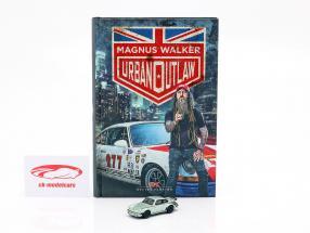 Urban Outlaw Set: book Magnus Walker & Porsche 930 1:64 Schuco