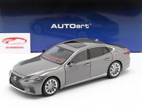 Lexus LS 500h Année de construction 2018 manganese luster métallique 1:18 AUTOart