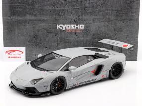 Lamborghini Aventador Coupe LB-Works silber 1:12 Kyosho