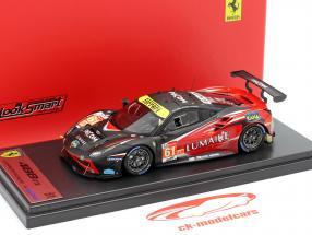 Ferrari 488 GTE #61 24h LeMans 2019 Griffin, Cressoni, Companc 1:43 LookSmart