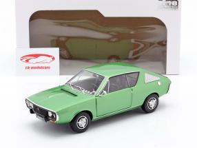 Renault R17 Baujahr 1976 grün metallic 1:18 Solido