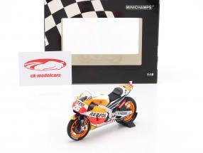 Dani Pedrosa Honda RC213V #26 MotoGP 2017 1:18 Minichamps