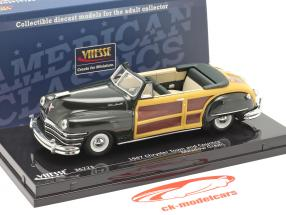 Chrysler Town and Country Bouwjaar 1947 weide groen 1:43 Vitesse