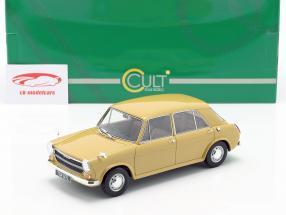 Austin 1100 Año de construcción 1969 amarillo dorado 1:18 Cult Scale