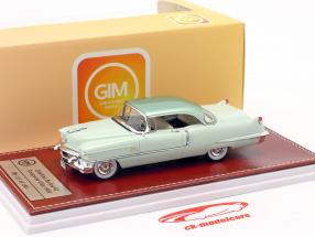 Cadillac Series 62 Sedan de Ville 1956 light green 1:43 Great Iconic Models