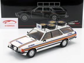 Ford Granada Turnier MK II RHD Rothmans Rallye Team 1981 1:18 Premium ClassiXXs