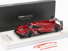 Mazda RT-24P #55 Winnaar IMSA Sahlen's 6h of the Glen 2019 Tincknell 1:43 TrueScale