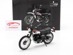Yamaha XT 500 Byggeår 1986 mørkeblå / hvid 1:12 Minichamps