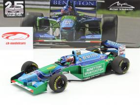 M. Schumacher Benetton B194 #5 ganador Canadá F1 Campeón mundial 1994 1:18 Minichamps