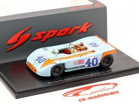 Porsche 908/03 #40 2nd Targa Florio 1970 Kinnunen, Rodriguez 1:43 Spark
