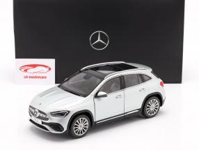 Mercedes-Benz GLA-Klasse (H247) Baujahr 2020 iridiumsilber 1:18 Z-Models