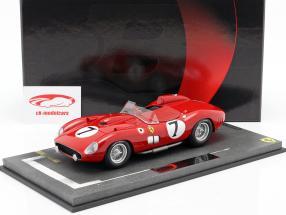 Ferrari 315 Sport #7 24h LeMans 1957 Hawthorn, Musso 1:18 BBR