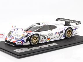 Porsche 911 GT1 #26 winnaar 24h LeMans 1998 McNish, Aiello, Ortelli 1:8 Amalgam