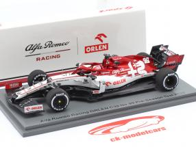 Antonio Giovinazzi Alfa Romeo Racing C39 #99 Pre-Season Test F1 2020 1:43 Spark