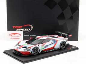 Ford GT #69 24h LeMans 2019 Briscoe, Westbrook, Dixon 1:18 TrueScale