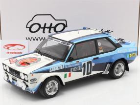Fiat 131 Abarth #10 Gagnant Rallye Monte Carlo 1980 Röhrl, Geistdörfer 1:12 OttOmobile