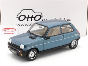 Renault R5 Alpine Turbo Baujahr 1984 alpin blau 1:12 OttOmobile