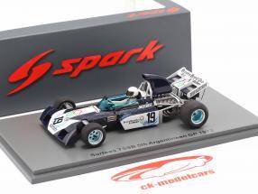 Tim Schenken Surtees TS9B #19 Argentine GP formule 1 1972 1:43 Spark