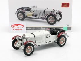 Mercedes-Benz SSKL #87 vinder Mille Miglia 1931 Caracciola, Sebastian 1:18 CMC