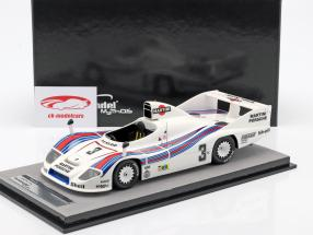 Porsche 936 #3 24h LeMans 1977 Ickx, Pescarolo 1:18 Tecnomodel