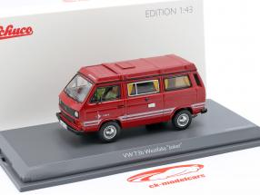 Volkswagen VW T3b Westfalia Joker rosso 1:43 Schuco