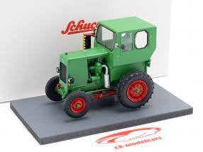 IFA RS 03 Aktivist traktor Byggeår 1949-1952 grøn 1:32 Schuco