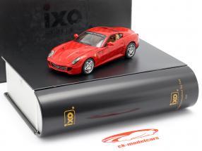 Ferrari 599 GTB Speelgoedbeurs Neurenberg 2007 rood 1:43 Ixo