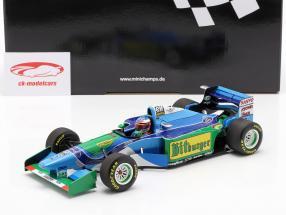 M. Schumacher Benetton B194 #5 australsk GP F1 Verdensmester 1994 1:18 Minichamps
