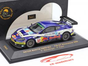 Aston Martin DBR9 #33 FIA GT Championship Silverstone 2006 Wendllinger, Peter 1:43 Ixo