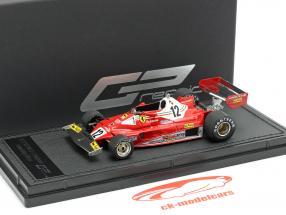Carlos Reutemann Ferrari 312T2 Early Season #12 Formel 1 1977 1:43 GP Replicas