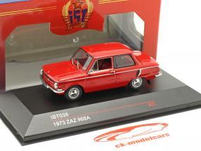 ZAZ 968A Baujahr 1973 rot 1:43 IST-Models