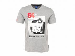 Porsche T-shirt Porsche Speedster asfalt Legender Adidas Grå