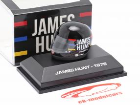 James Hunt McLaren M23 #11 formula 1 Campione del mondo 1976 casco 1:8 MBA