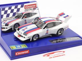 Digital 132 SlotCar Chevrolet Dekon Monza #1 hvid / blå / rød 1:32 Carrera