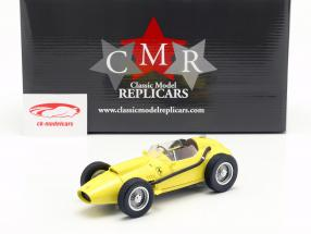 Ferrari Dino 246 formula 1 1958 Plain Body Edition yellow 1:18 CMR
