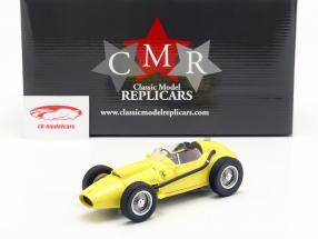 Ferrari Dino 246 formule 1 1958 Plain Body Edition Jaune 1:18 CMR