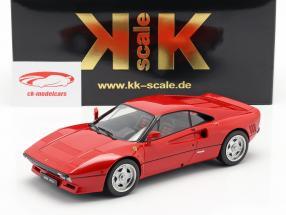 Ferrari 288 GTO Upgrade 1984 rouge 1:18 KK-Scale
