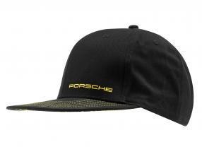 Porsche Baseball-Cap 718 Cayman GT4 Clubsport nero / giallo